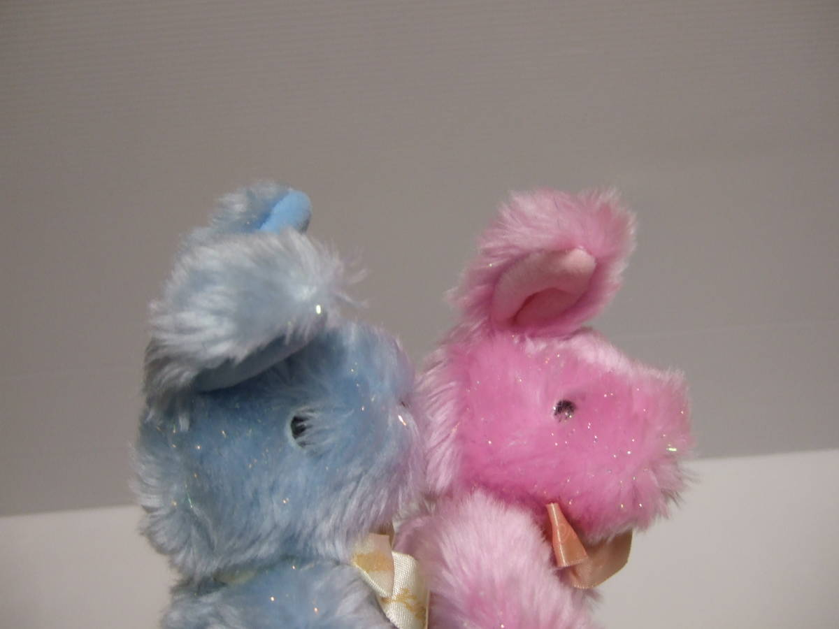 SHINADA company soft toy ... pair set sinada