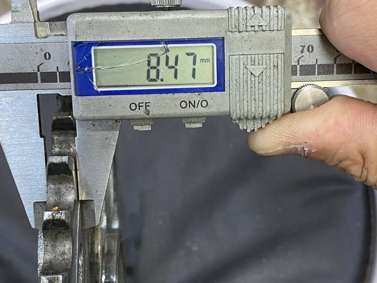 モンスターS4R スプロケット 42T DUCATI MONSTER S2R 748 916 996 998_画像3