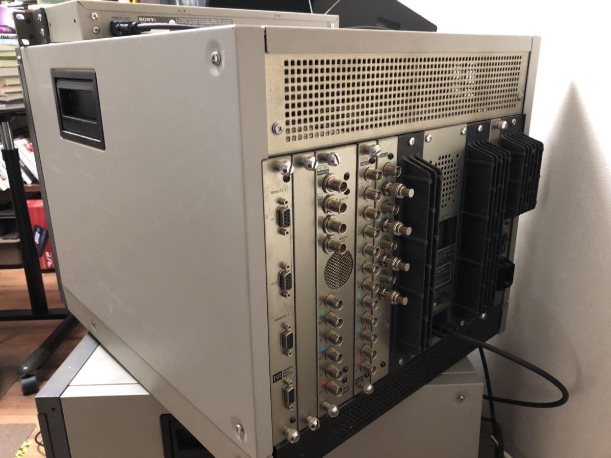 SONY 業務用 ビデオモニター BVM-D20F1J コントローラー BVM-10R 付属_画像6