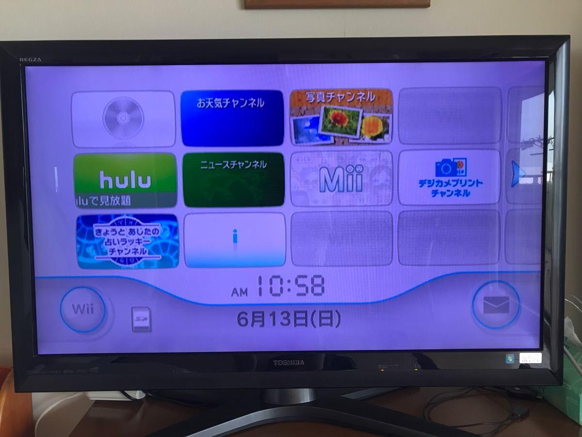 Wii/WiiU用 D端子 接続ケーブル