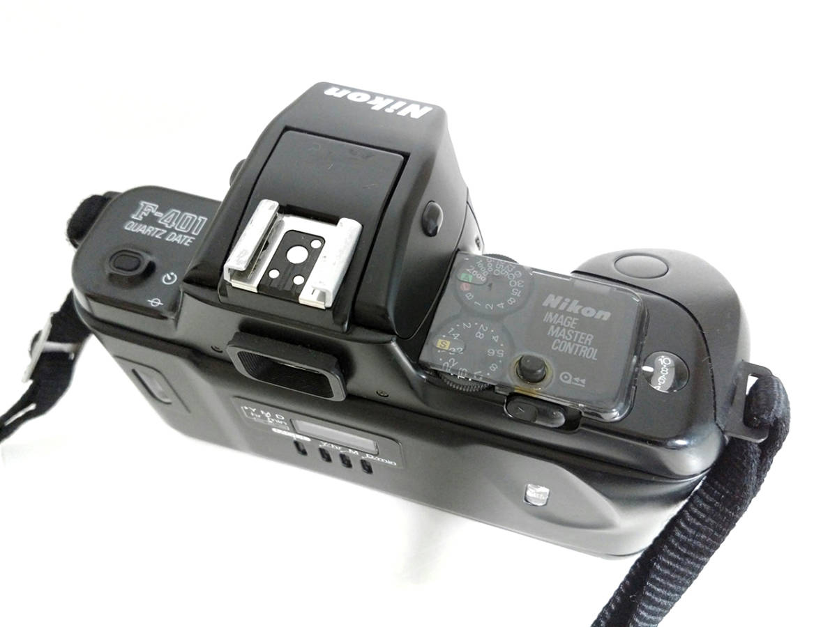 NIKON F-401 Autofocus SLR Film Camera / ニコン AF フィルムカメラ 一眼レフ_画像5