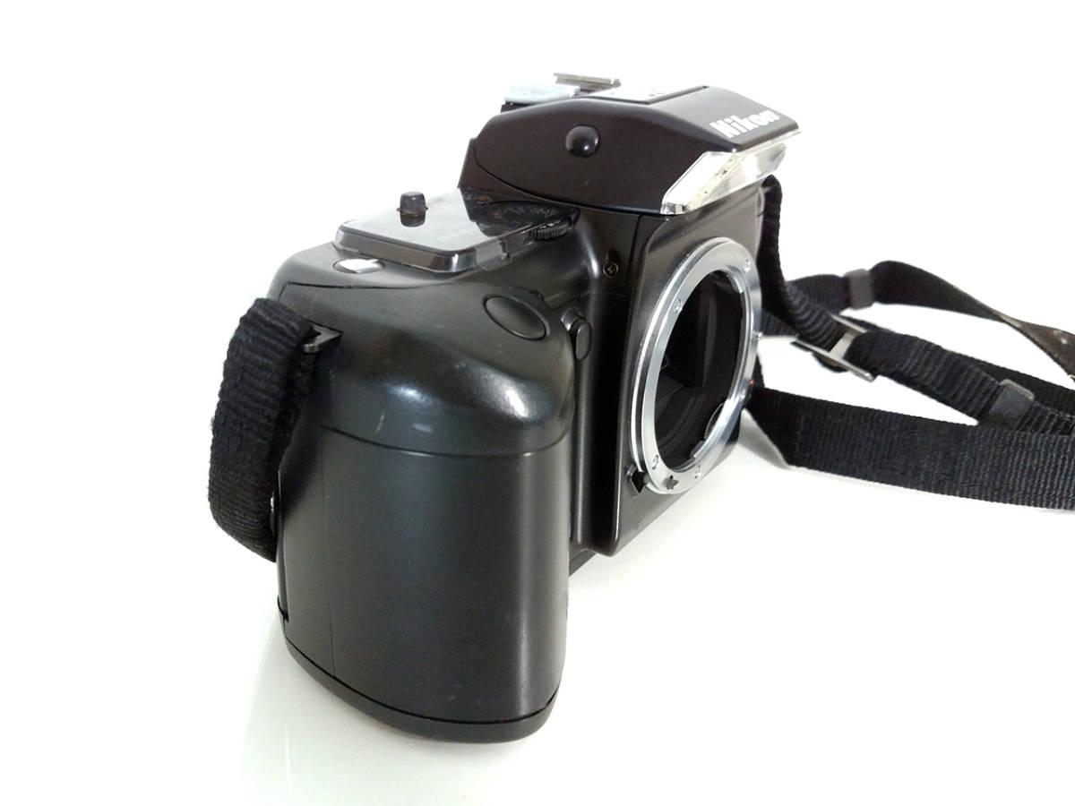 NIKON F-401 Autofocus SLR Film Camera / ニコン AF フィルムカメラ 一眼レフ_画像4