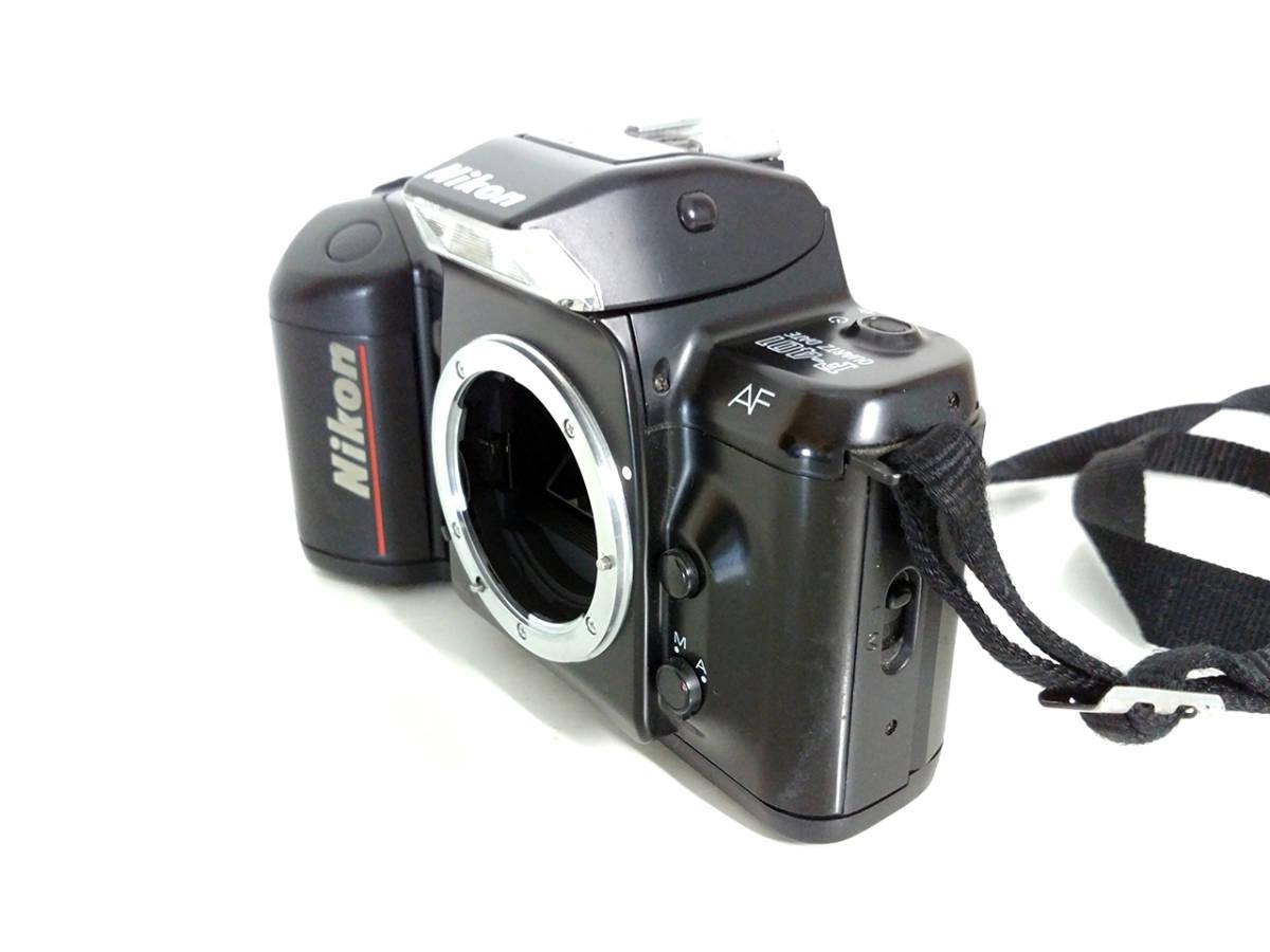 NIKON F-401 Autofocus SLR Film Camera / ニコン AF フィルムカメラ 一眼レフ_画像3