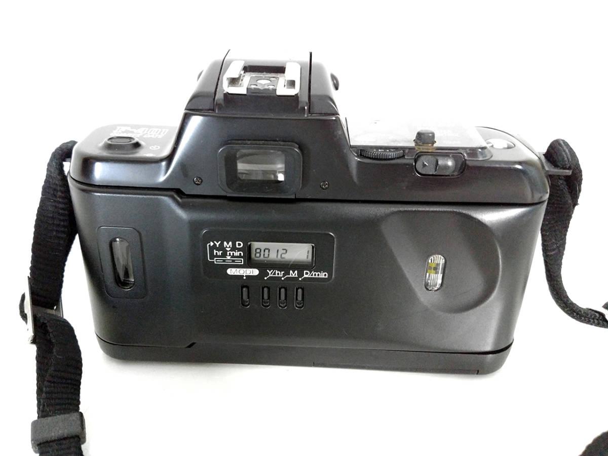 NIKON F-401 Autofocus SLR Film Camera / ニコン AF フィルムカメラ 一眼レフ_画像7