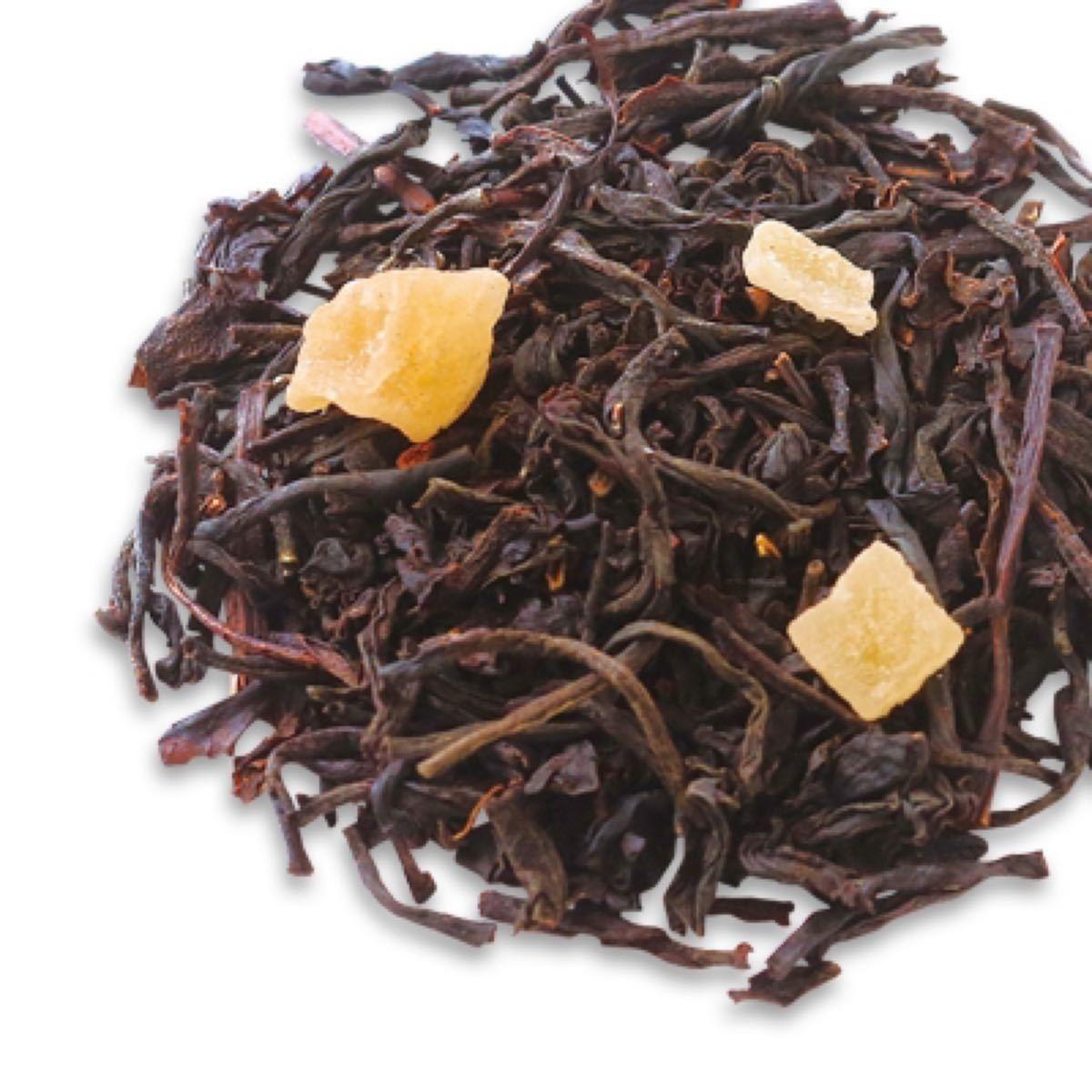 ルピシア アルフォンソマンゴー&クッキー 紅茶 tea ティーバッグ