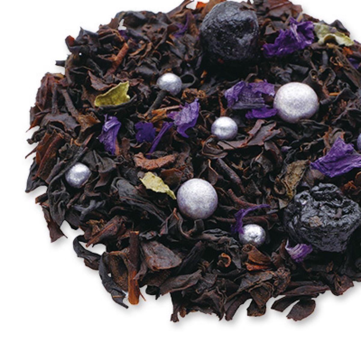ルピシア カシスブルーベリー&いちご 紅茶 tea ティーバッグ