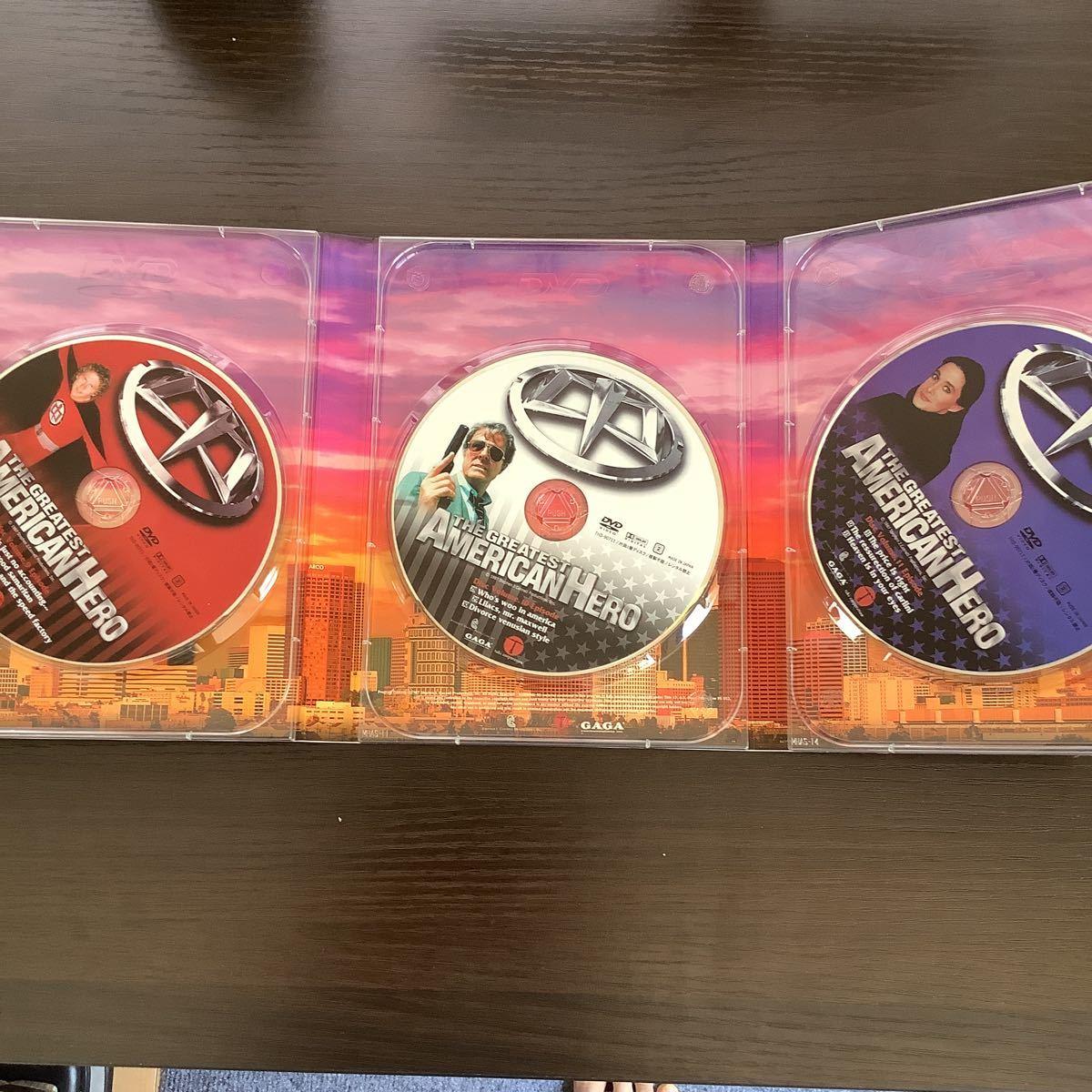 DVD/アメリカンヒーロー DVD-BOX PART.4/ドラマ海外
