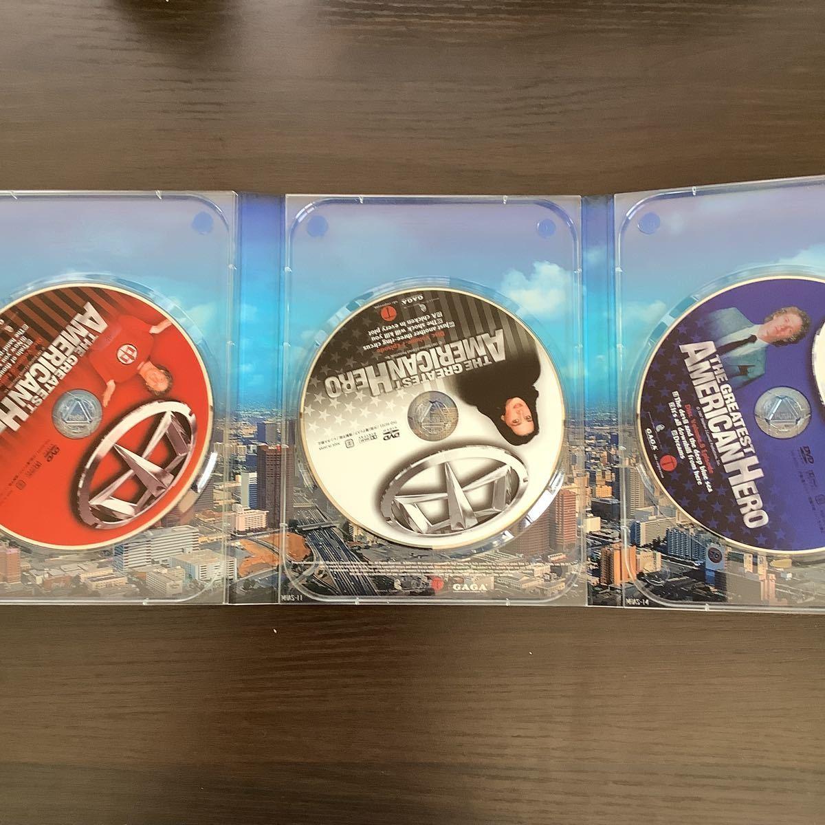DVD/アメリカンヒーロー <DVD-BOX> vol.3/ドラマ海外