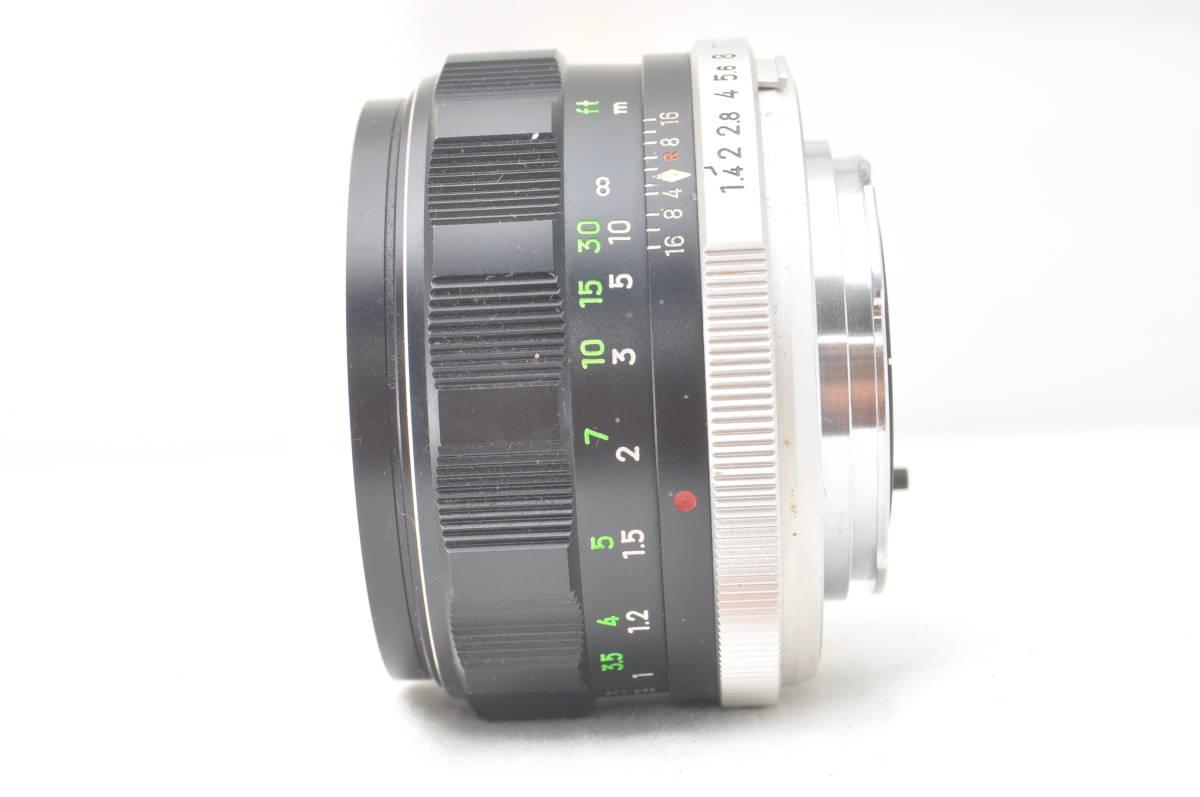 ★極上外観★MINOLTA MC ROKKOR-PF 58mm F1.4#3318_画像2