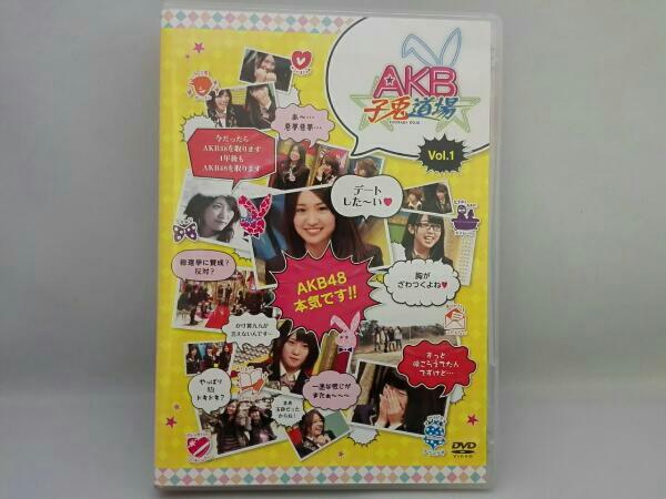 AKB48 子兎道場 Vol.1 ライブ・総選挙グッズの画像