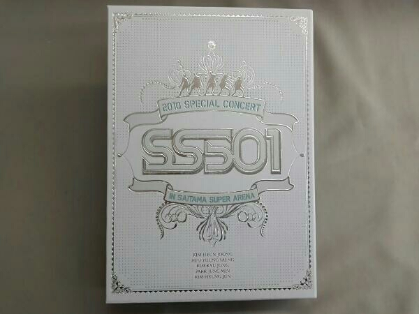 2010 SS501 SPECIAL CONCERT IN SAITAMA SUPER ARENA コンサートグッズの画像