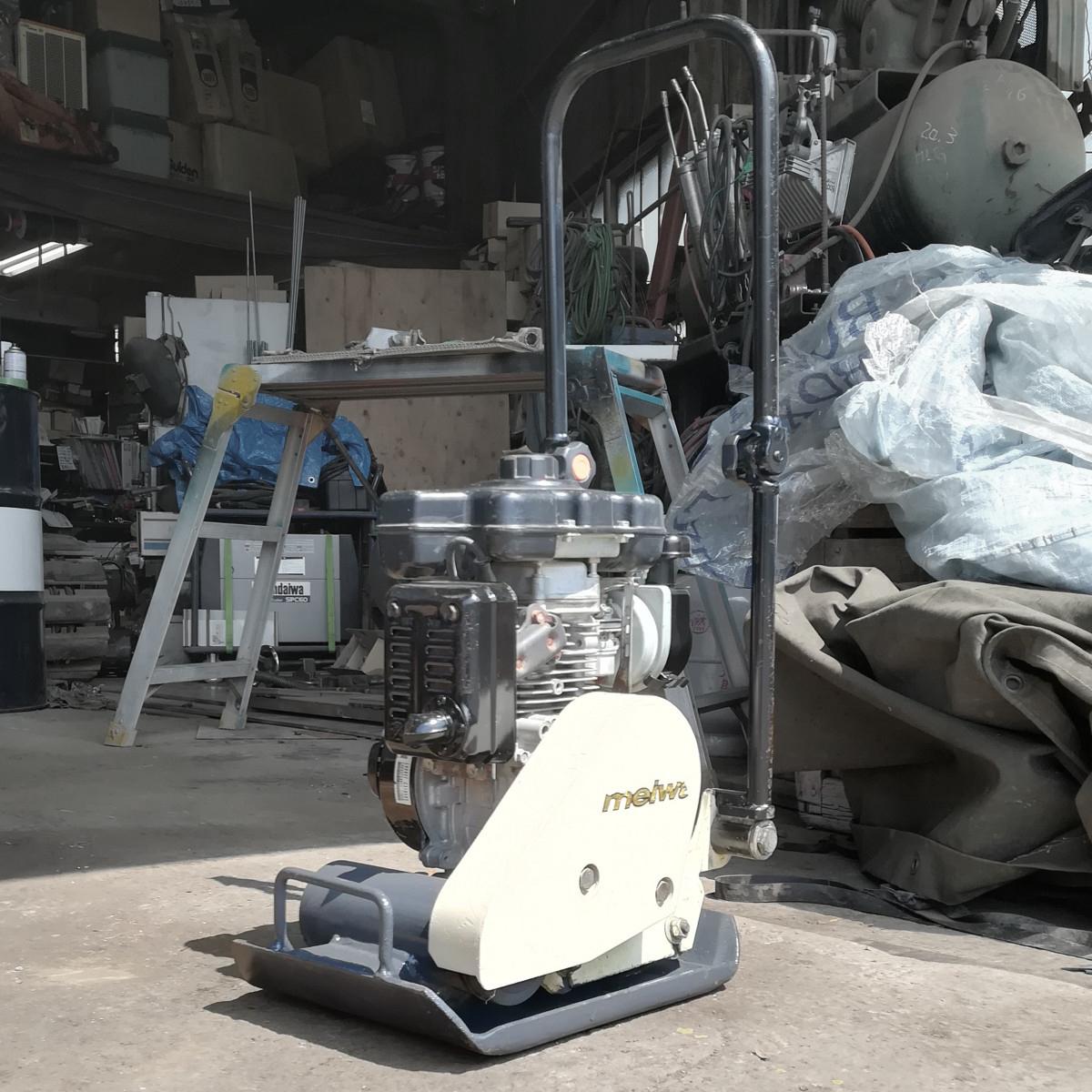 プレートコンパクター KP30A 明和製作所 MEIWA 転圧機 #2786