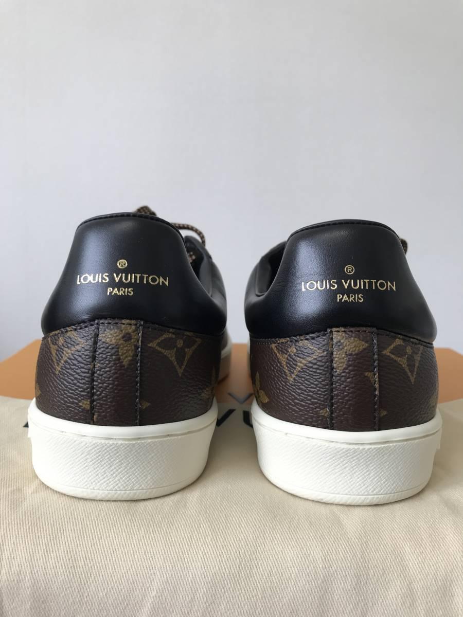 ルイ・ヴィトン LOUIS VUITTON ルクセンブルグ・ライン スニーカー 靴 LVサイズ6.0 新品 未使用_画像3