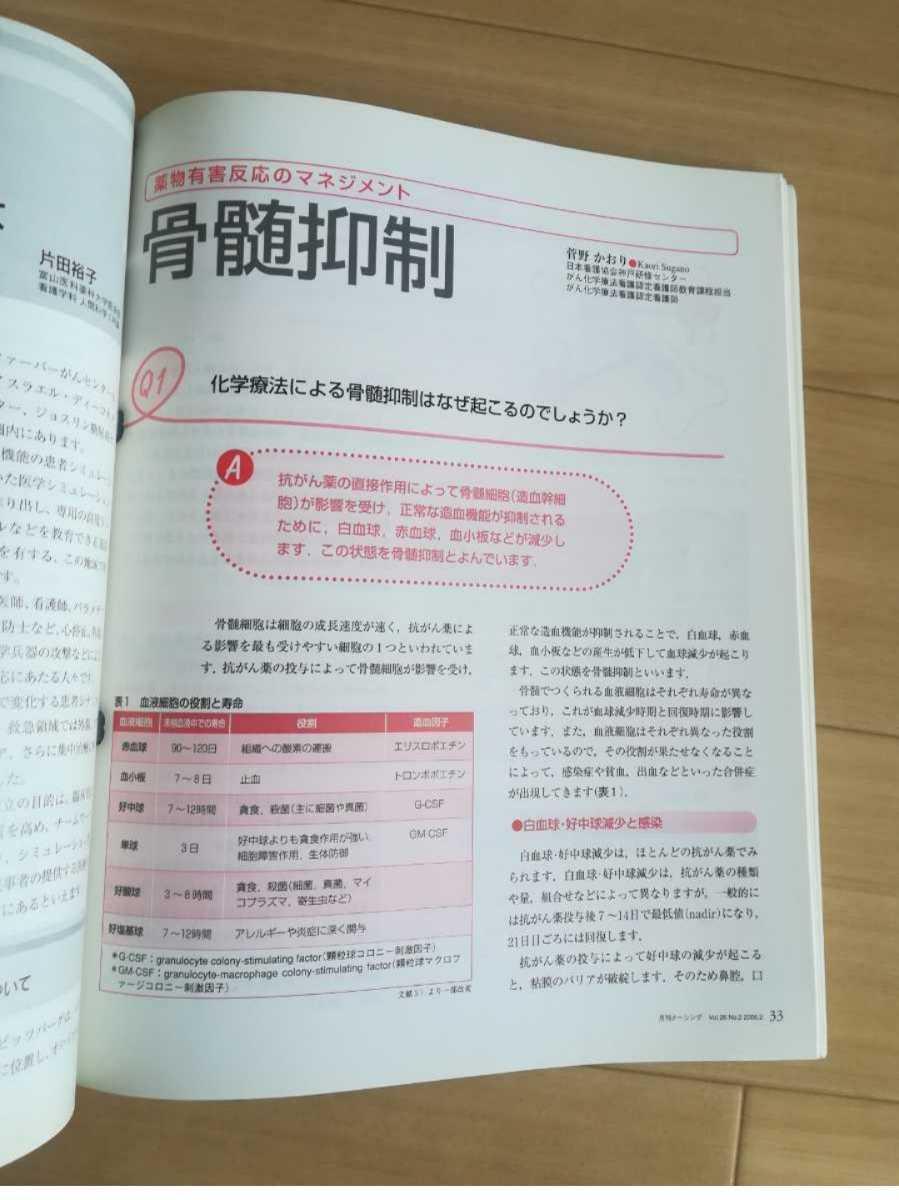 看護雑誌 切り抜き 癌化学療法の看護 癌性疼痛の看護 流産の原因と家族への支援 看護師 参考書