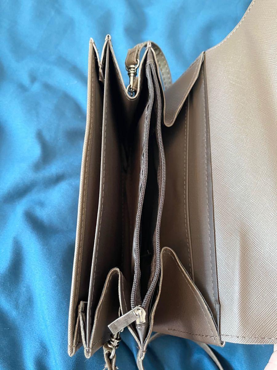 【値下げ】バッグ ハンドバッグ ショルダーバッグ 長財布 ポーチ 未使用  zucca