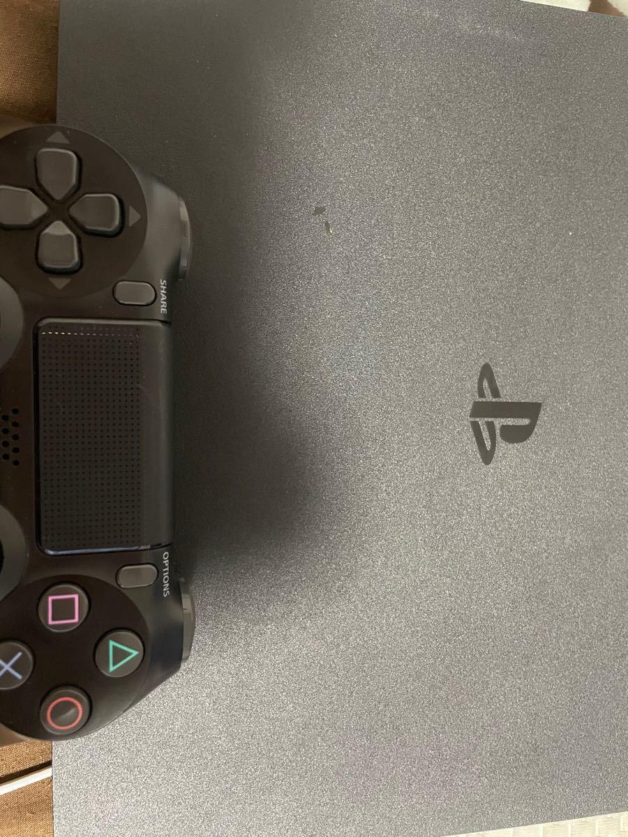 PS4 本体 PlayStation4 500GB ジェット・ブラックCUH-2000A  送料無料 おまけあり