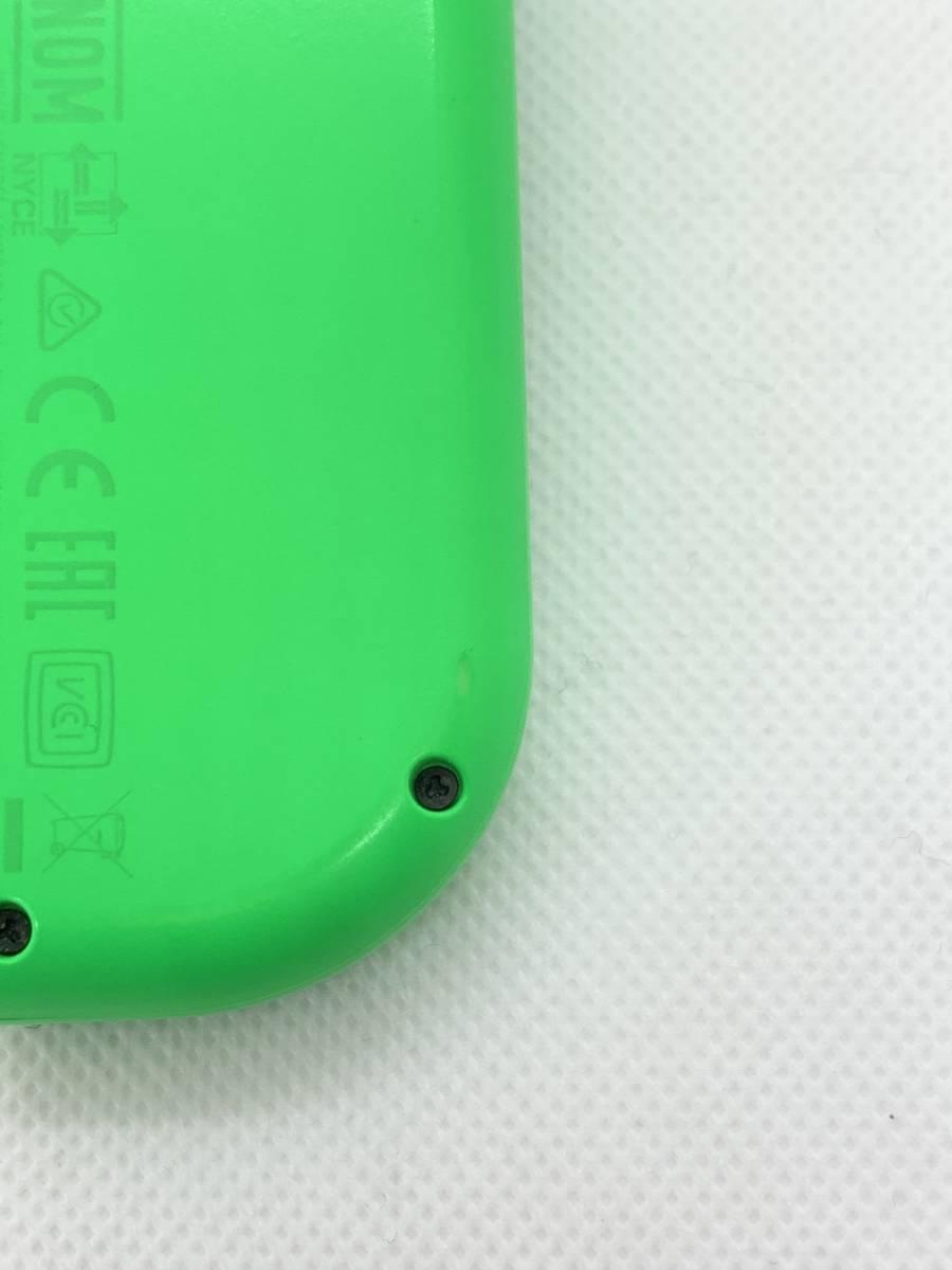 【中古】ニンテンドー スイッチ ジョイコン ネオングリーン (L) Nintendo Switch Joy-Con 緑 左 コントローラー 動作確認済 0216