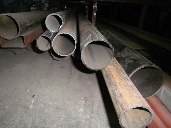 鉄 丸パイプ STK構造用鋼菅材 希望 寸法 切り売り 小口 販売加工 F20_画像2
