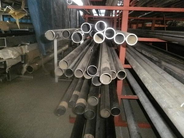 鉄 丸パイプ STK構造用鋼菅材 希望 寸法 切り売り 小口 販売加工 F20_画像1