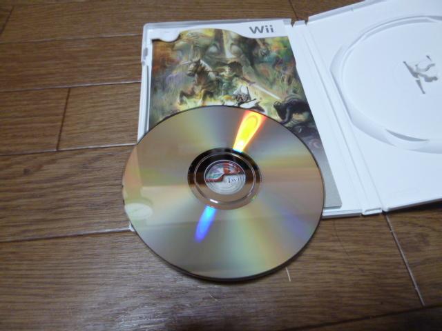 R1【即日配送 送料無料 動作確認済】Wiiソフト ゼルダの伝説 トワイライトプリンセス