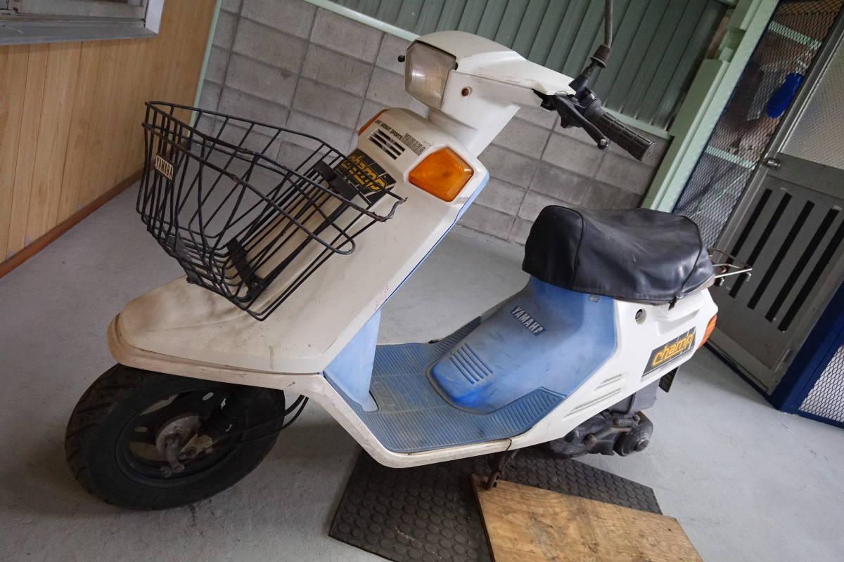 「チャンプ(54V)ベースor部品取り車! 香川高松(大阪枚方)」の画像1