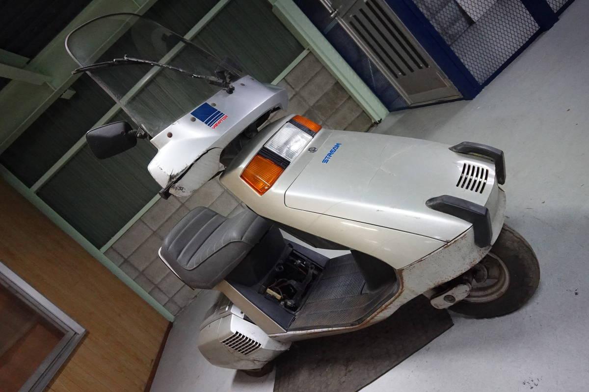 「ストリーム50(TB07)ベース車! 香川高松(大阪枚方)」の画像1