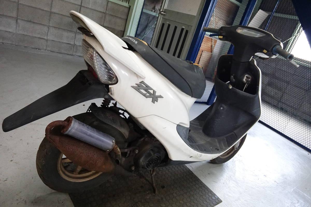 「ディオZX(AF35)ベースor部品取り車!? 香川高松(大阪枚方)S1406212」の画像3