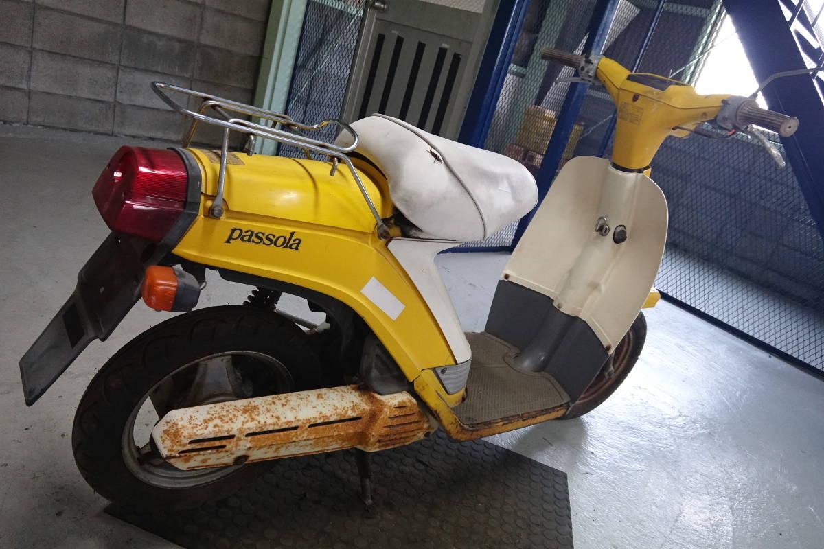「パッソーラ(2T4)ベース車! 香川高松(大阪枚方)S2106213」の画像3