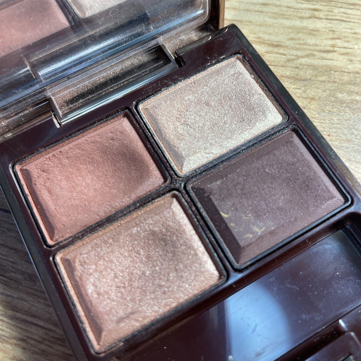 ルナソル セレクションドゥショコラアイズ 02 Chocolat Amer