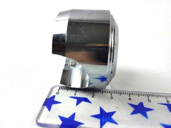 バイク用防水アナログ時計 夜行式 ハンドルバー ブラック 22mm~25mm 7/8~1インチ_画像6