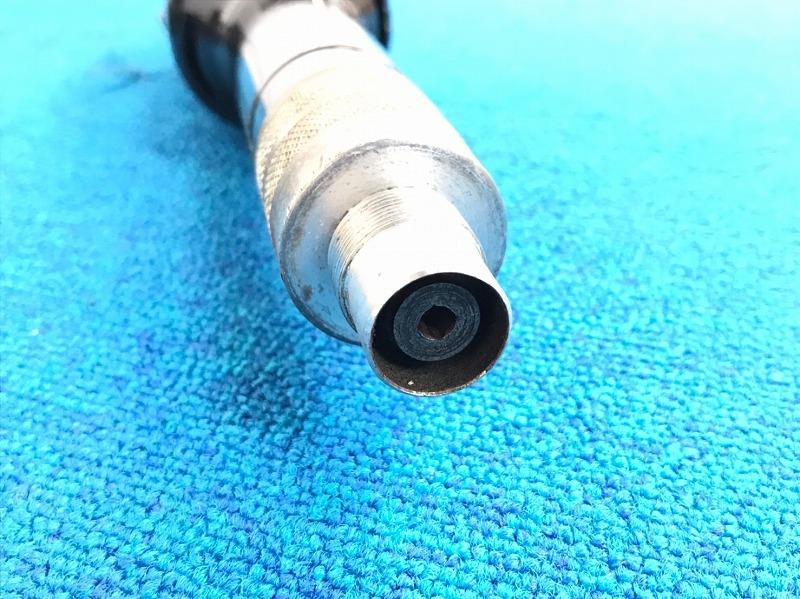 【米軍放出品】DUMORE ハンドグラインダー フレキシブルシャフトグラインダー 電動工具 (140) ☆BE31BK-W_画像8