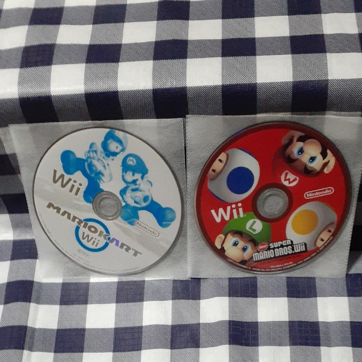 マリオカート+ニュー・スーパーマリオブラザーズ Wii