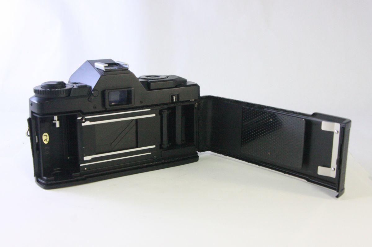 実用★マミヤ MAMIYA ZE-X+MAMIYA-SEKOR EF 50mm F1.4★シャッター全速完動・露出計完動★GGG930_画像3