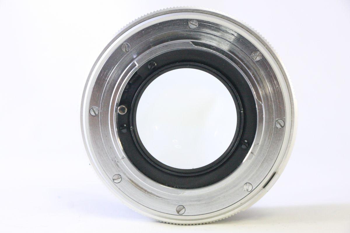 ミノルタ MINOLTA MC ROKKOR-PF 58mm F/1.4★レンズ縁くもり★GGG938_画像3