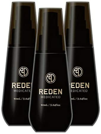 REDEN リデン スカルプローション 育毛剤男女兼用 3本セット