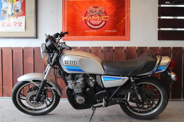 「1980年モデル ヤマハ XJ550 外装ニューペイント 新規3年お付けできます」の画像2