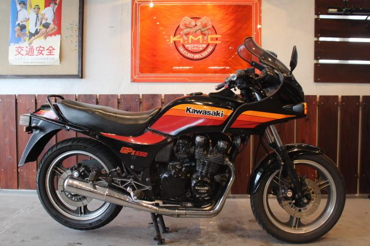 「1985年モデル カワサキ GPZ550 オリジナルコンディション」の画像1