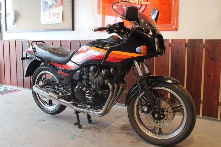 「1985年モデル カワサキ GPZ550 オリジナルコンディション」の画像3