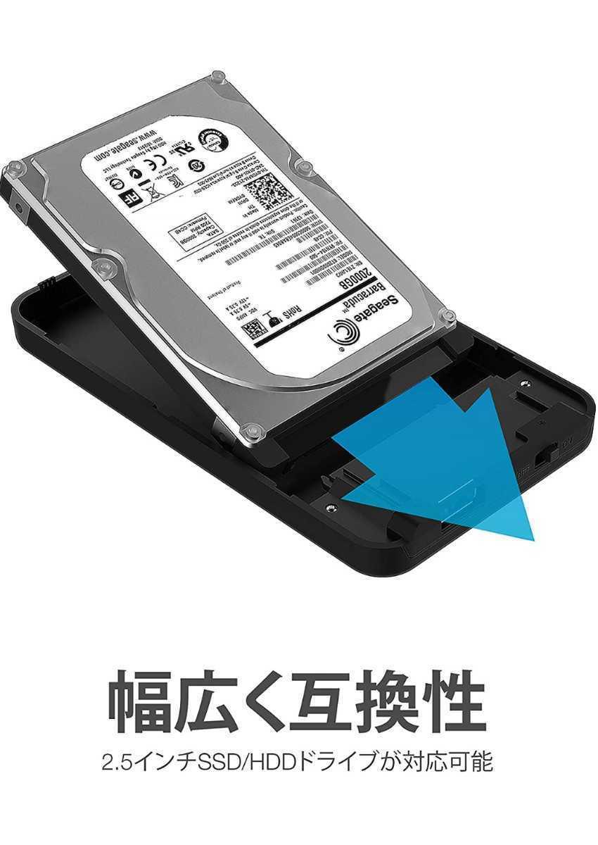 USB3.0外付けポータブルHDD1TB(HDD SEAGATE)