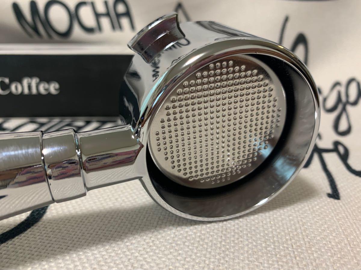 デロンギEC680専用51mm ボトムレスポルター