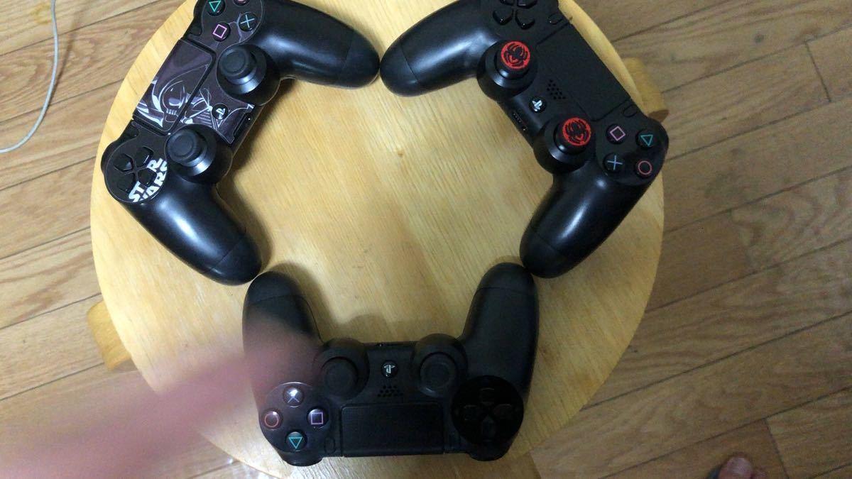 PS4コントローラー DUALSHOCK4 純正