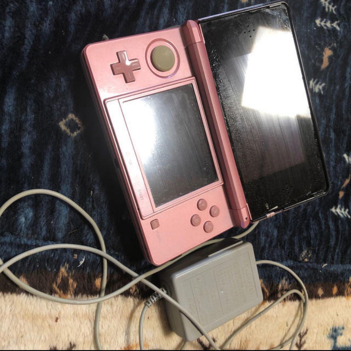 充電器付きに変更!ニンテンドー3DS 3DS 任天堂