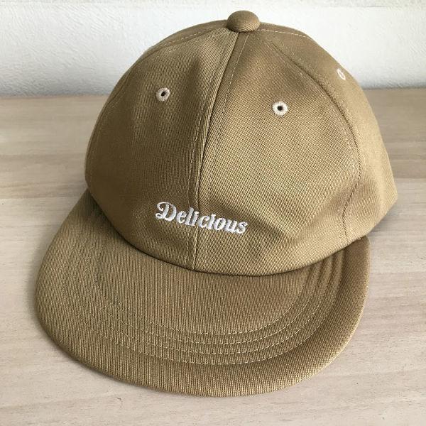 送料無料◆仙台 Delicious キャップ 帽子◆デリシャス/cup and cone_画像1