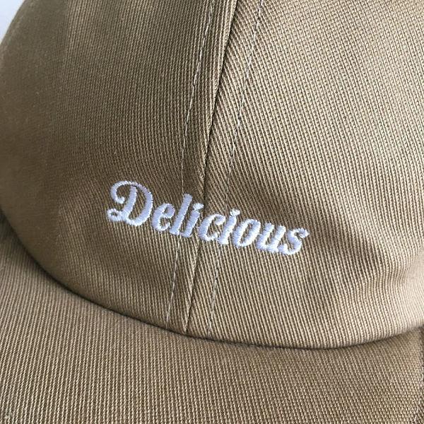 送料無料◆仙台 Delicious キャップ 帽子◆デリシャス/cup and cone_画像2