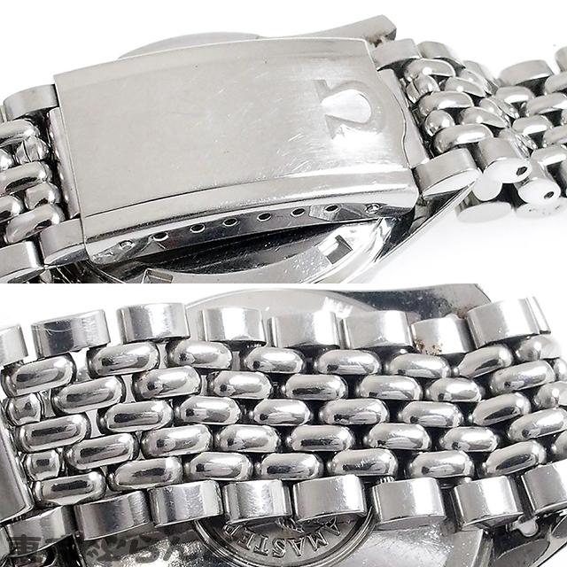101512451 1円 オメガ OMEGA シーマスター 腕時計 メンズ 自動巻 オートマチック SS アンティークウォッチ cal.565 166.010 日差大 現状_画像6