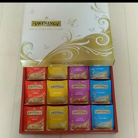 トワイニング 紅茶 クオリティ コレクション 60袋