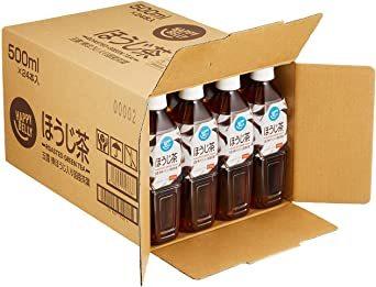 ほうじ茶 500ml 24本セット まとめ買い 箱買い セット ペットボトル ストック お茶 1ケース お買い得 お得 格安_画像5