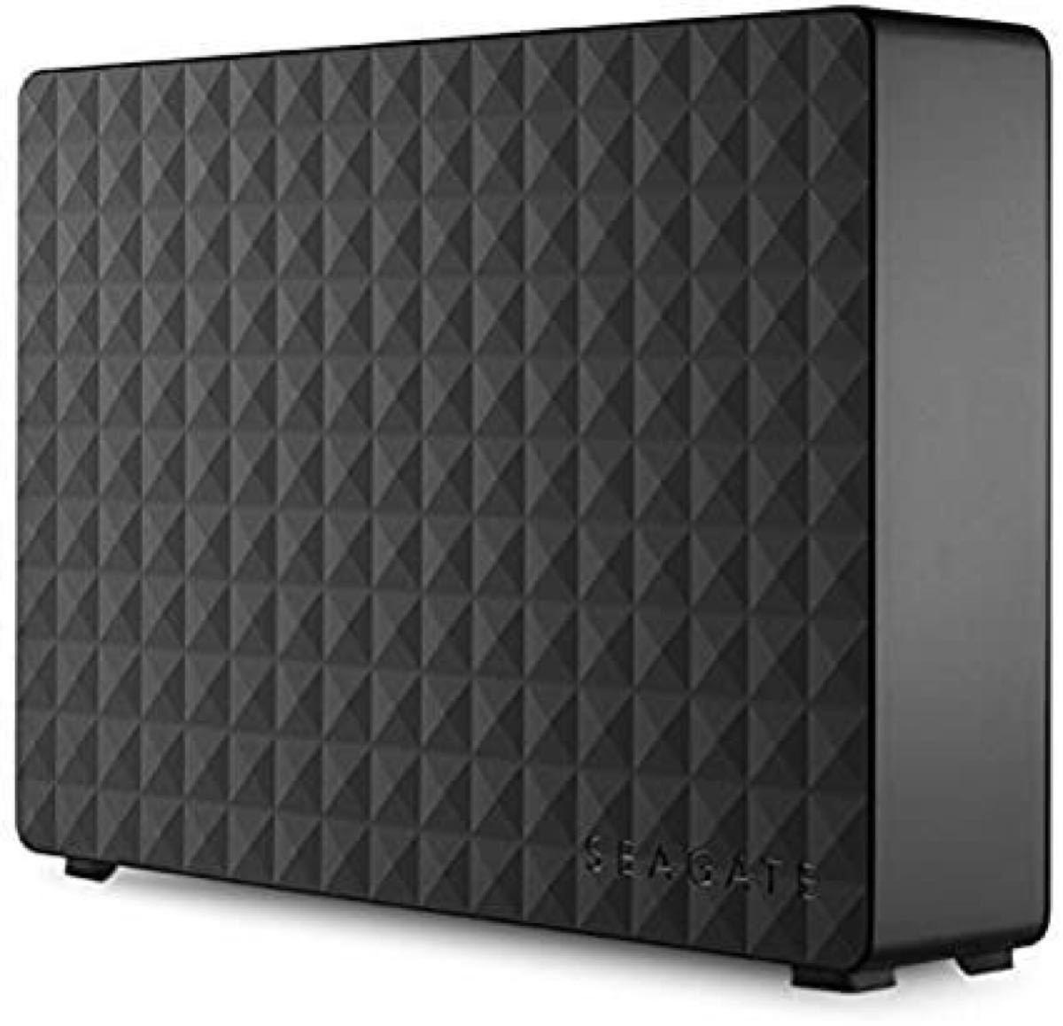 【美品】Seagate Expansion Desktop 8TB 外付 HDD USB3.0 外付けハードディスク シーゲート