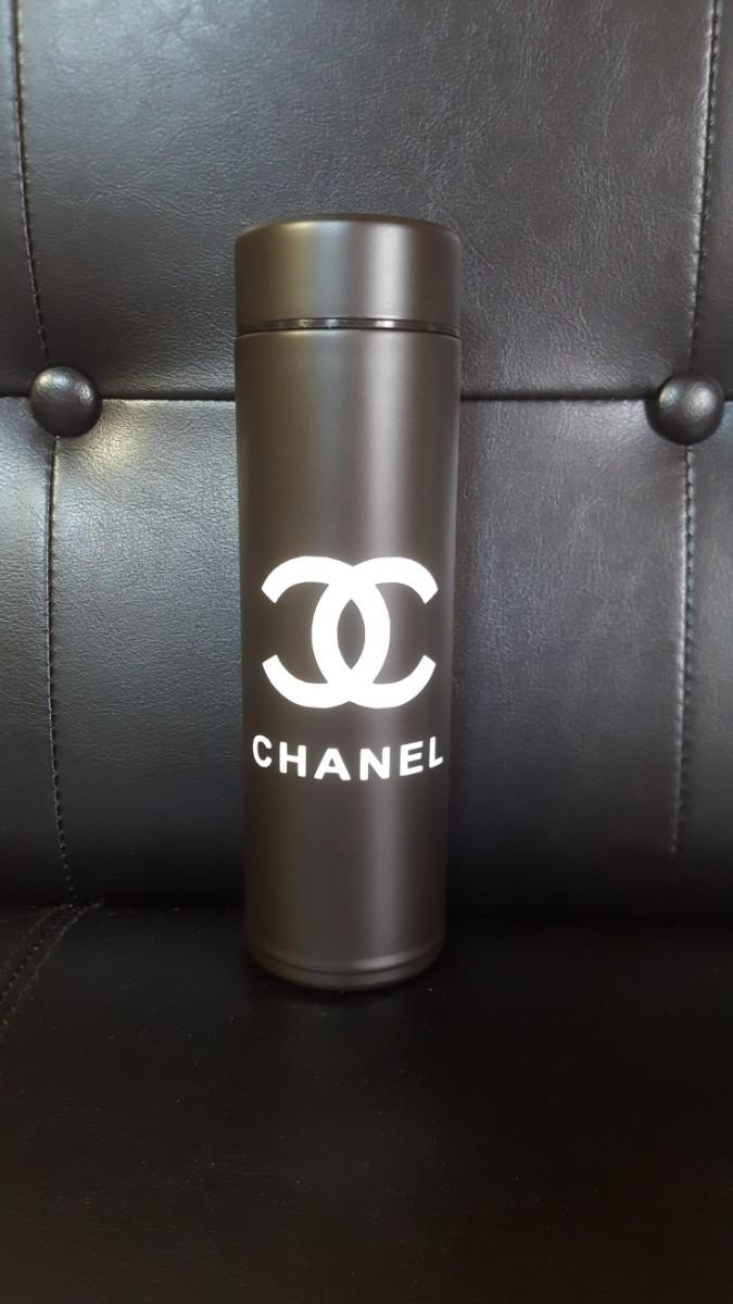 ステンレスボトル 220ml  ブラック