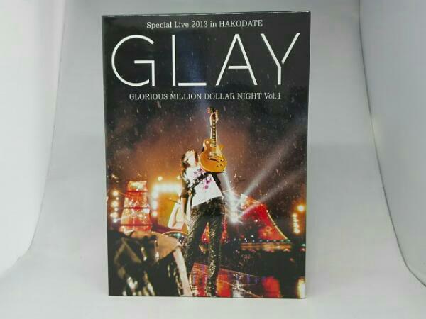 GLAY Special Live 2013 in HAKODATE ライブグッズの画像